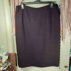 Jones Wear suit separate lined pencil skirt sz 18